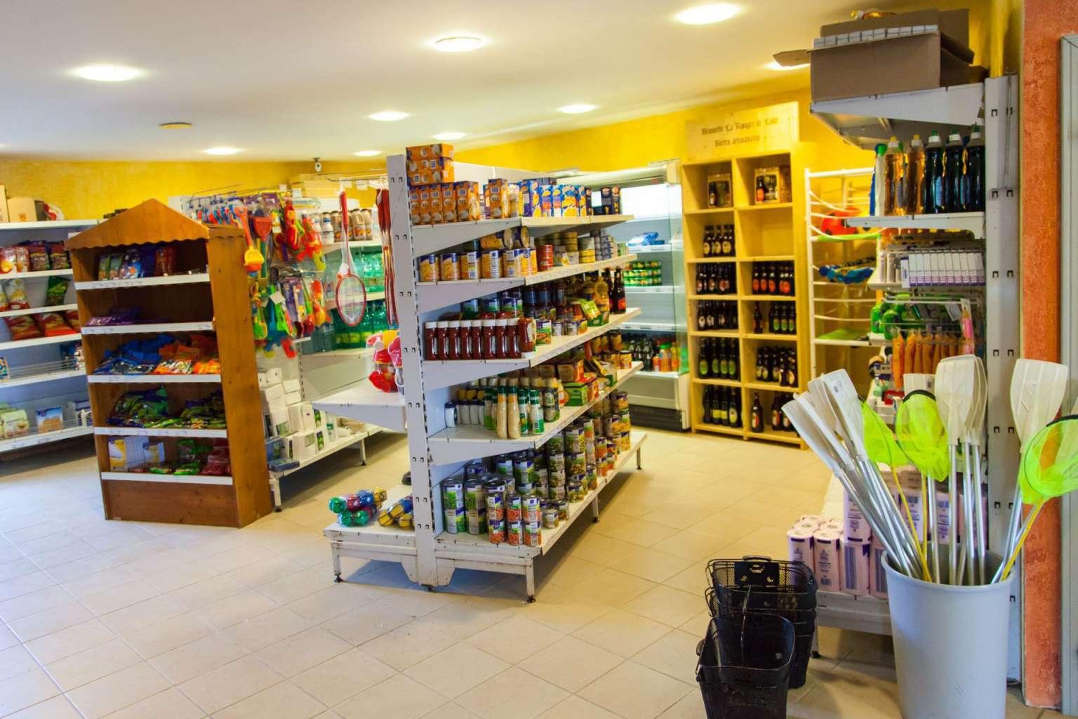 Lebensmittelladen Domaine Epinette